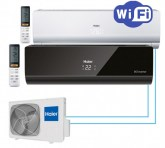 Haier 2U18FS2ERA(S) / AS09NS5ERA-(W/G/B)*2 (LIGHTERA DC-INVERTER)