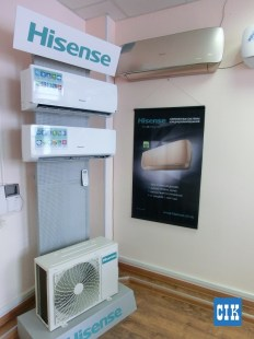 Hisense AS-09UR4SYDDB15 (SMART DC Inverter 2018)