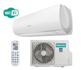 Hisense AS-13UW4SVETS10 (Серия LUX DESIGN SUPER DC INVERTER)